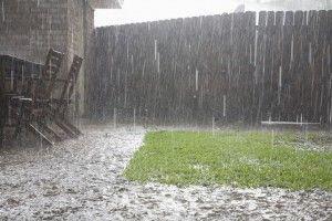Protege tu casa de la lluvia