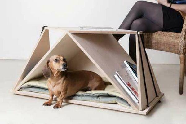 Casas DIY para perros
