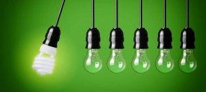 luces eficientes